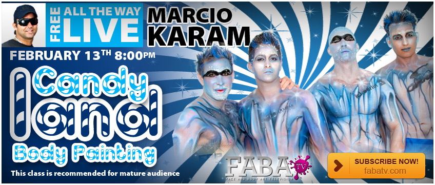 FABAtv LIVE Feb 13th with Marcio Karam